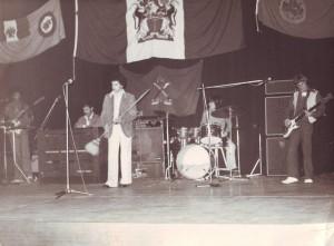 Gwelo - Gypsey Band 1977