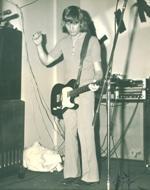 Jack Thain - Le Coq D'Or - 1971-72