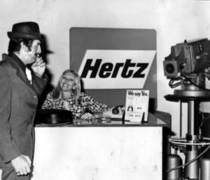 Glenn Irving - Hertz Ad