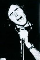 Rob Zipper singing