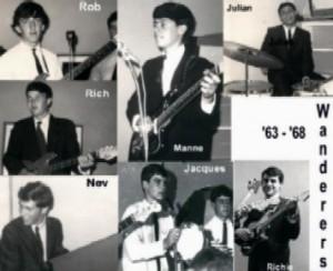 The Wanderers - Collage - Rhodiemusic