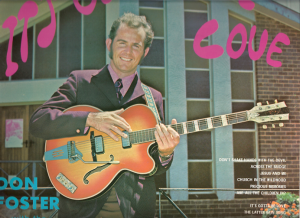 Don Foster LP cover